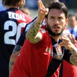 Mauricio Pinilla: Video de sus dos goles por el Cagliari en Italia