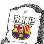 Barcelona humillado por el Bayern Munich: Intensas burlas en internet