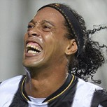 Video: Ronaldinho anota el mejor gol de la Copa Libertadores, impresionante!