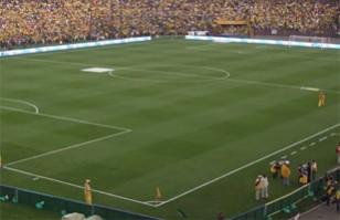 Cancha de fútbol  Medidas y dimensiones oficiales de la FIFA ... d71be50be2849
