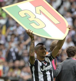 Vidal campeón