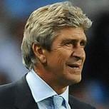 Pellegrini y debut goleador con el Manchester City: Twitter se rinde ante el ingeniero