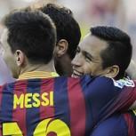 Medio español: Lionel Messi habría ninguneado a Alexis Sánchez y otros compañeros