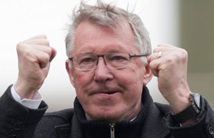 Sir Alex Ferguson Libro