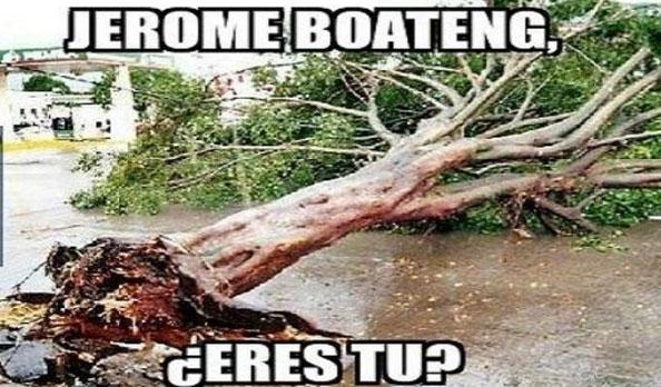 Memes De Boateng