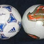 Todos los balones de fútbol desde la primera copa del mundo: Imágenes y características