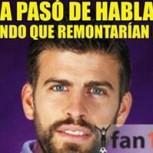 """Barcelona humillado y sin """"sextete"""": Memes se burlan del equipo de Claudio Bravo"""