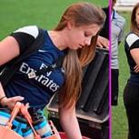 """Fotos de las otras """"doctoras"""" que destacan por su belleza en grandes clubes de fútbol"""