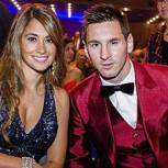 Foto de novia embarazada de Messi genera polémica por supuesto consumo de alcohol