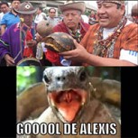 Chile pasó por sobre maldición de chamanes: Memes sin piedad ante festival de goles contra los peruanos