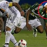 Nigel de Jong lo volvió a hacer: Brutal patada en la MLS de Estados Unidos