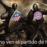 Bayern Munich de Vidal eliminado de la Champions League: Los mejores memes