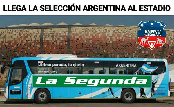 Argentina Chile memes