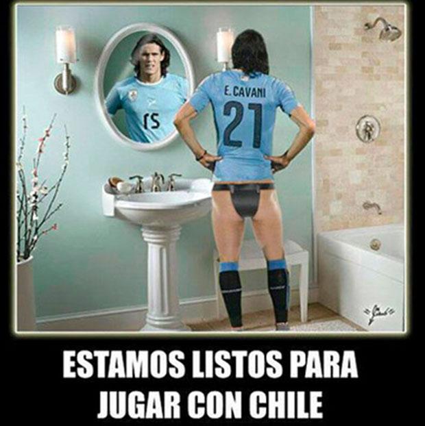 chile vs uruguay - photo #48