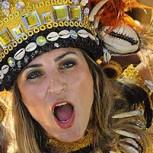 Carnaval de Río: Las sensuales postales de la fiesta brasileña