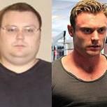 Impactante historia: Ex obeso que se quiso matar por su sobrepeso ahora es sex symbol