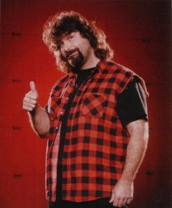 Foto: Mick Foley (Archivo)