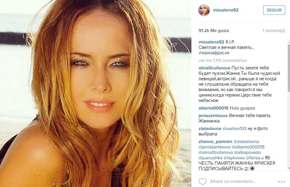 Fotos de las modelos rusas más populares que comparten ...