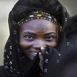 La tribu Wodaabe, paraíso de las mujeres: Ellas dominan a los hombres y pueden tener relaciones con quien quieran