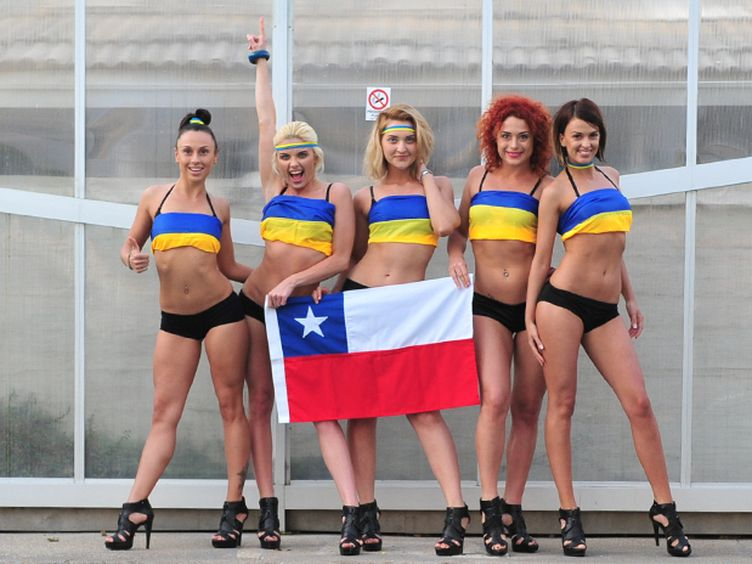 ucranianas 1