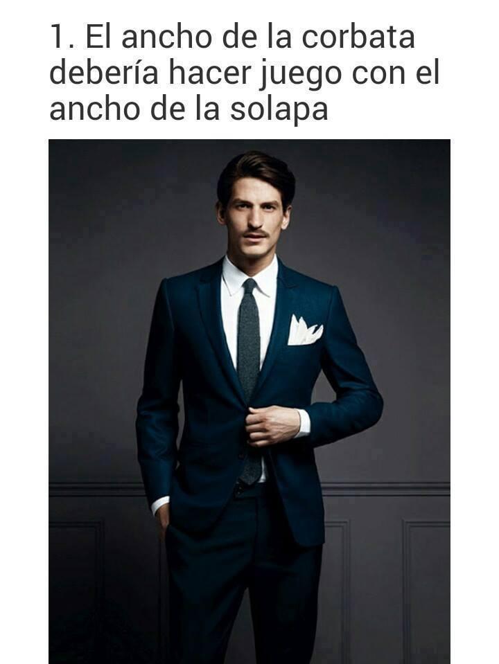 consejos de moda masculina 1