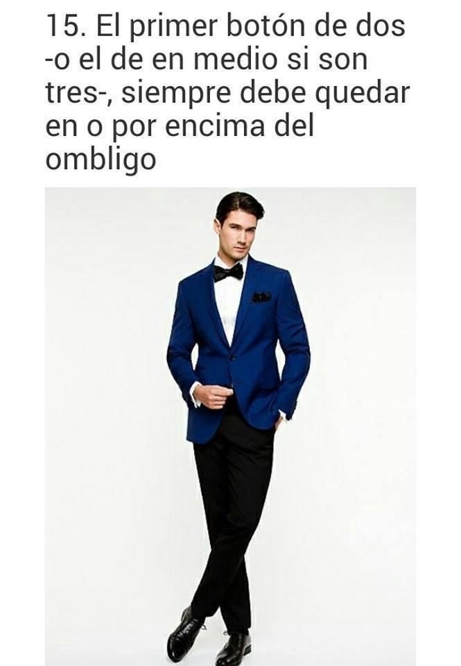 consejos de moda masculina 15