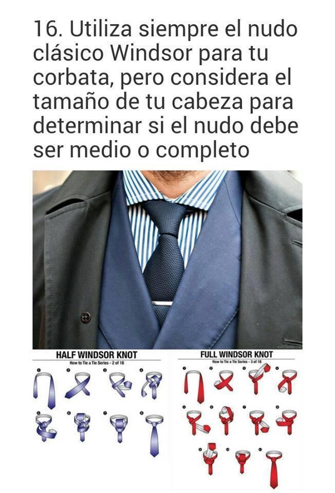 consejos de moda masculina 16