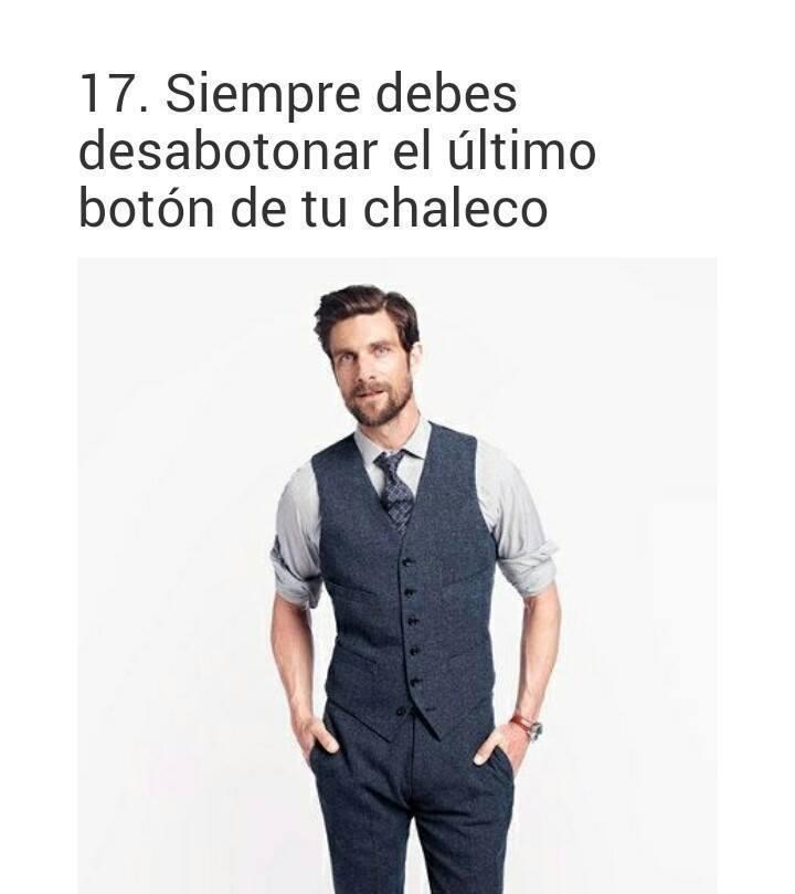 consejos de moda masculina 17