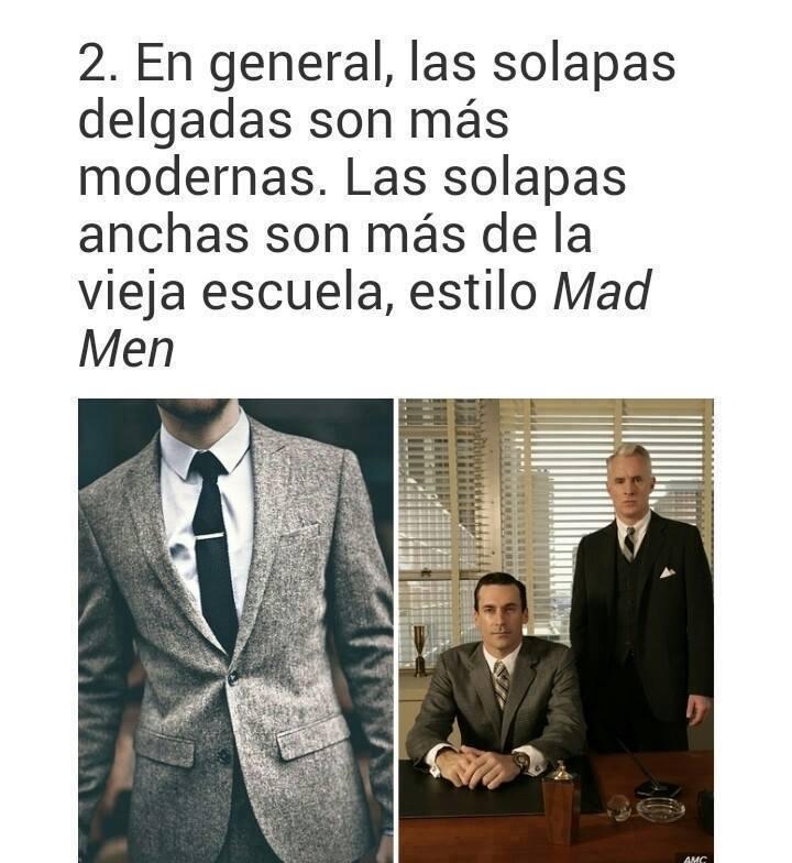 consejos de moda masculina 2