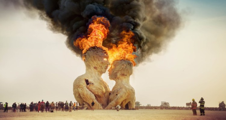 burning man 1
