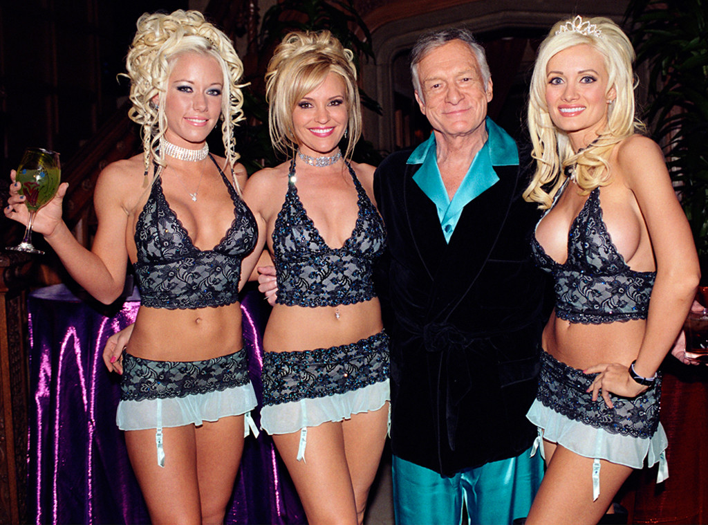 the girls of playboy mansion 3