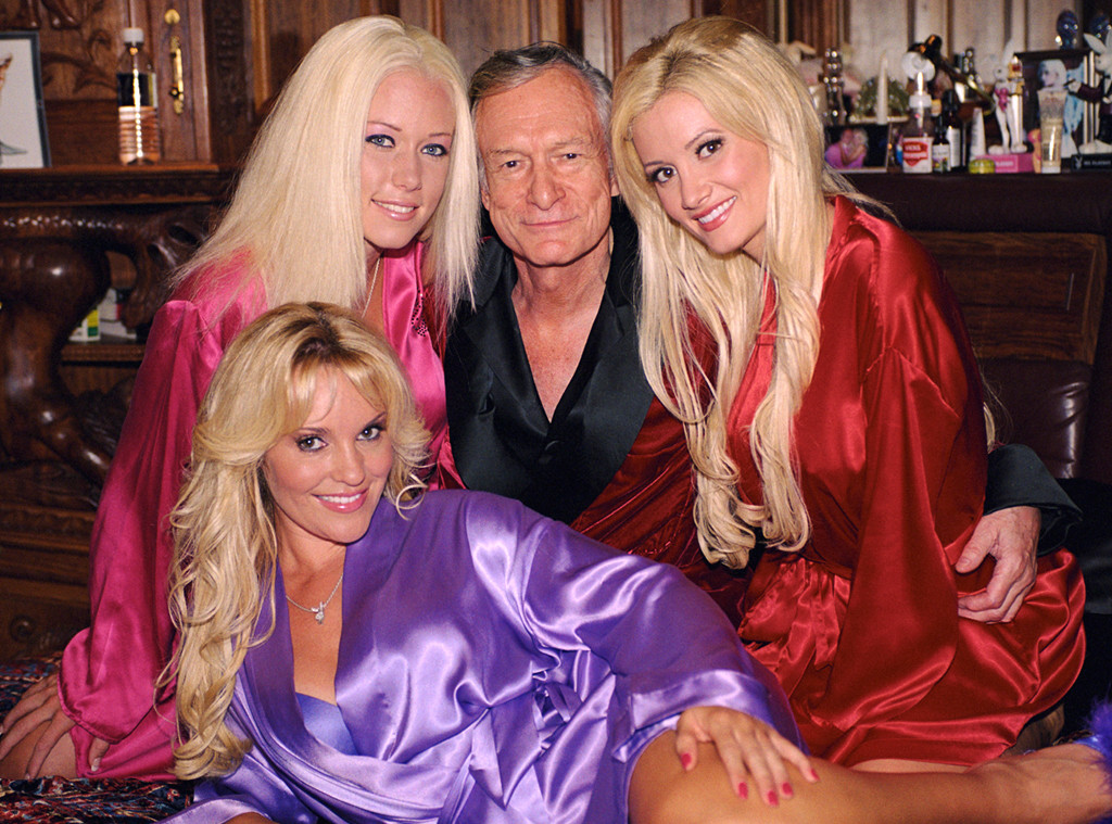 the girls of playboy mansion