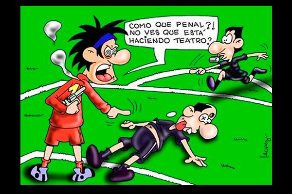 Resultado de imagen para chistes del futbol chileno
