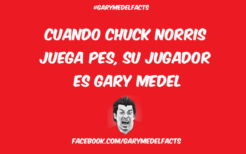 gary medel facts 1