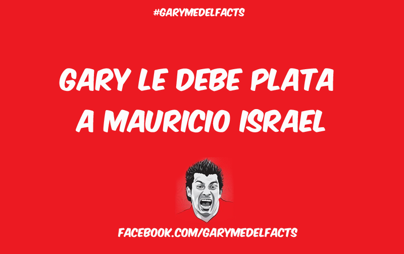 gary medel facts 14
