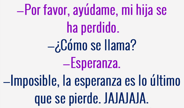 chiste sobre mujer: