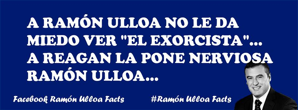 ramon ulloa facts 13