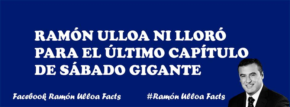 ramon ulloa facts 14