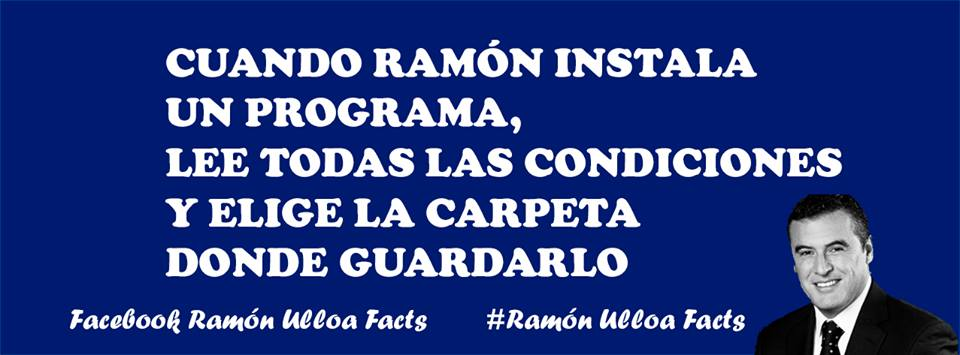 ramon ulloa facts 15