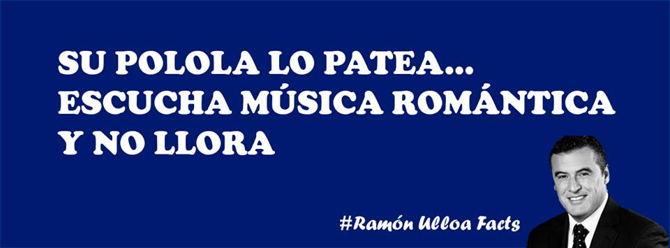 ramon ulloa facts 18