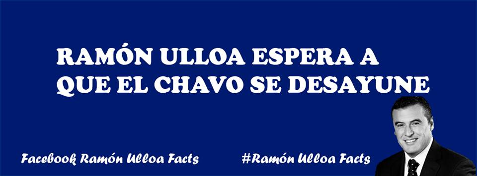 ramon ulloa facts 3