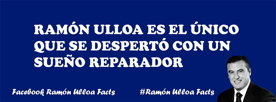 ramon ulloa facts 4