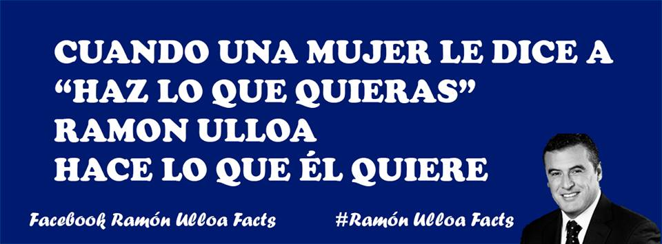 ramon ulloa facts 6