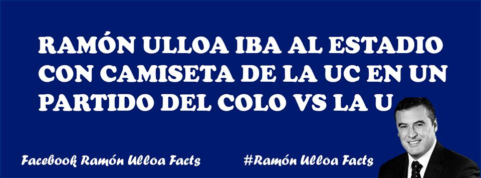 ramon ulloa facts 9