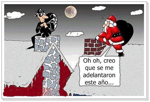 Resultado de imagen para chistes navideños humor