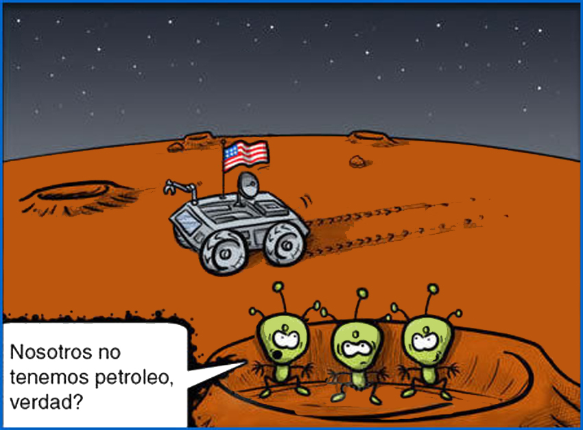 chistes extraterrestres 2