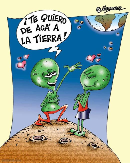 chistes extraterrestres 6