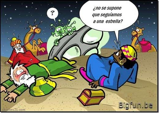 chistes extraterrestres 7