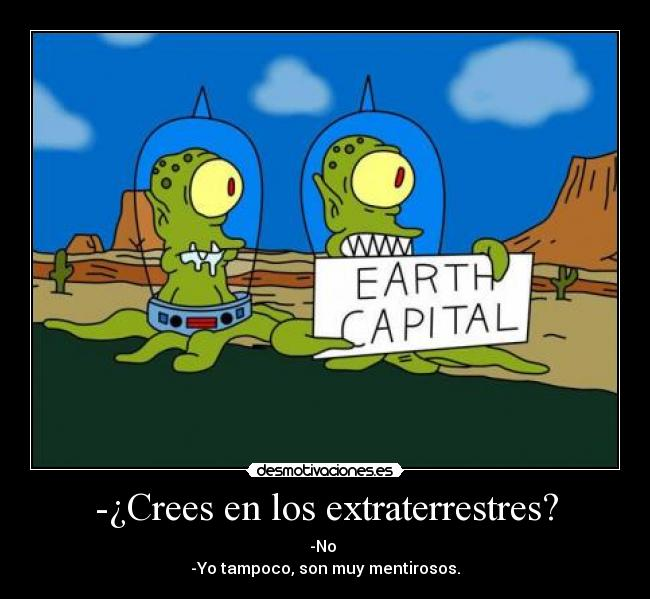 chistes extraterrestres 9
