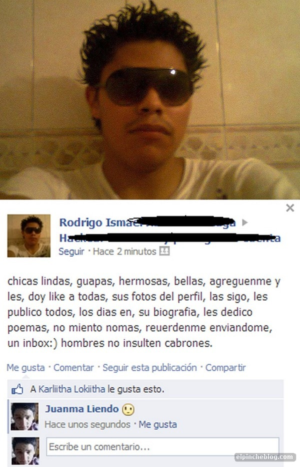 Busco novia facebook